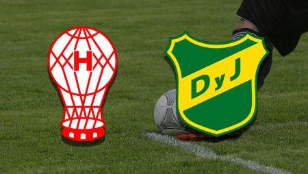 Apostas Huracán x Defensa y Justicia Campeonato Argentino 17/07/21