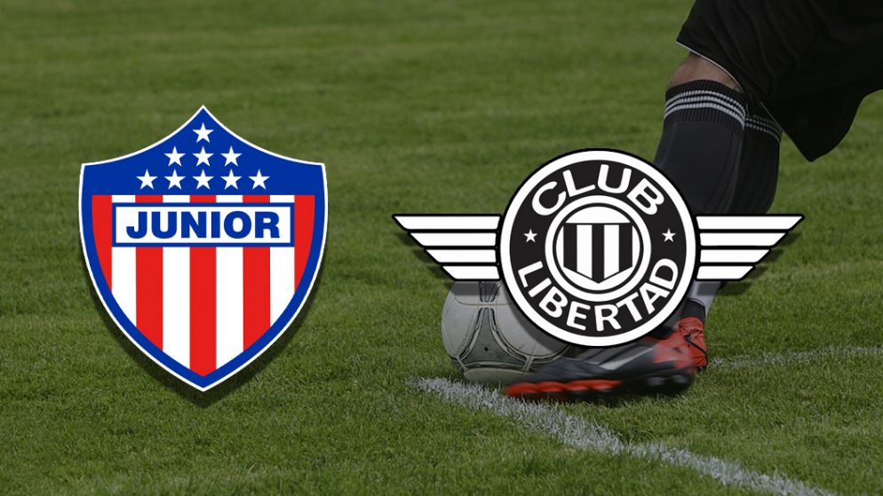 Apostas Atlético Junior x Libertad Copa Sul-Americana 14/07/21