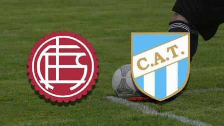 Apostas Lanús x Atlético Tucumán Campeonato Argentino 17/07/21