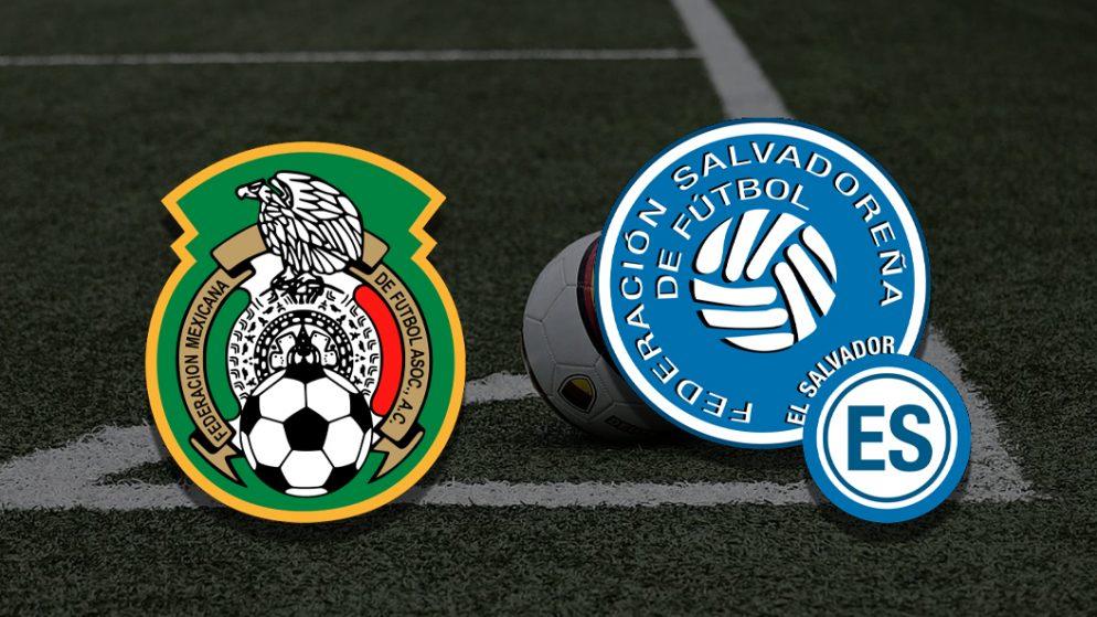 Apostas México x El Salvador Copa Ouro 18/07/21