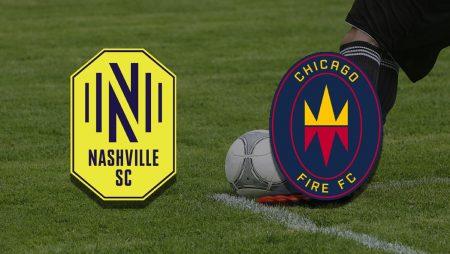 Apostas Nashville x Chicago Fire MLS 17/07/21