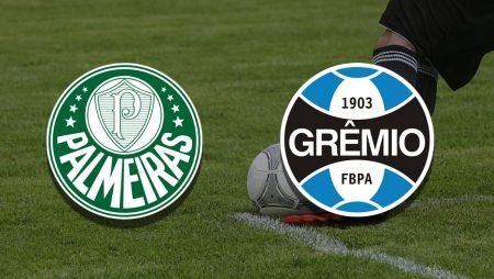 Apostas Palmeiras x Grêmio Brasileirão 07/07/21