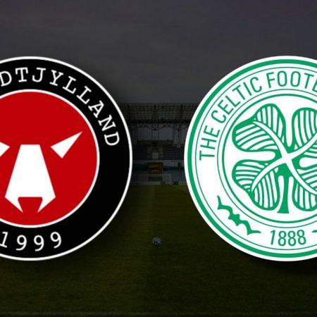 Apostas FC Midtjylland x Celtic Liga dos Campeões 28/07/21