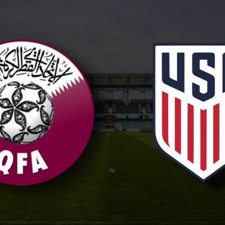 Apostas Catar x EUA Copa Ouro 29/07/21