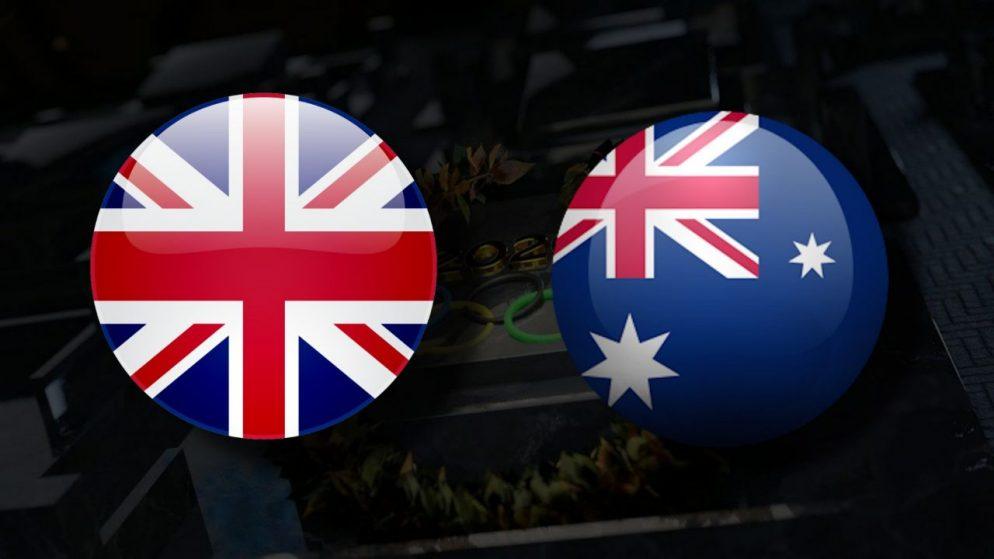 Apostas Grã-Bretanha Feminino x Austrália Feminino Tóquio 2020 30/07/21