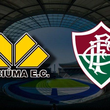 Apostas Fluminense x Criciúma Copa do Brasil 31/07/21