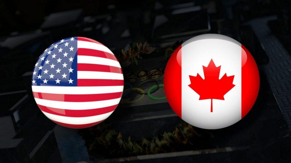 Apostas EUA Feminino x Canadá Feminino Tóquio 2020 02/08/21