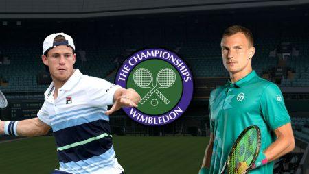 Apostas Diego Schwartzman x Márton Fucsovics Wimbledon 02/07/21