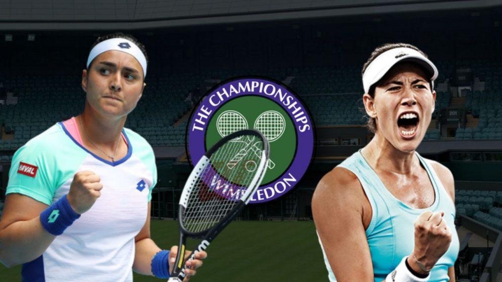Apostas Viktorija Golubic x Madison Brengle Wimbledon 02/07/21