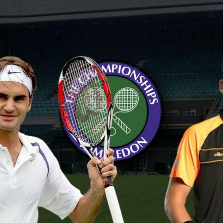 Apostas Roger Federer x Cameron Norrie Wimbledon 03/07/21