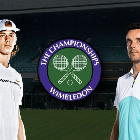 Apostas Denis Shapovalov x Roberto Bautista Agut Wimbledon 05/07/21