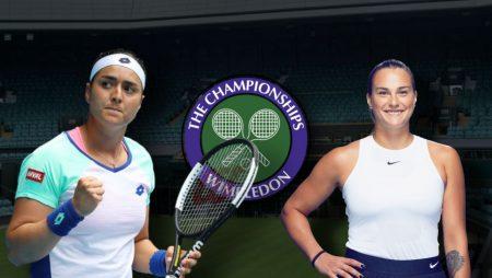 Apostas Ons Jabeur x Aryna Sabalenka Wimbledon 06/07/21