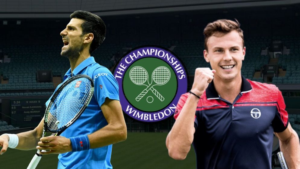 Apostas Novak Djokovic x Márton Fucsovics Wimbledon 07/07/21