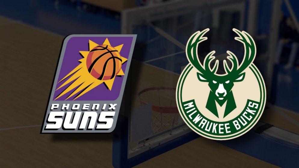 Apostas Phoenix Suns x Milwaukee Bucks Jogo 5 Finais NBA 17/07/21