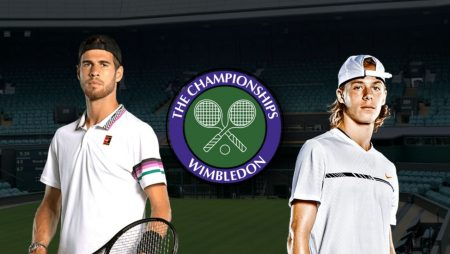 Apostas Karen Khachanov x Denis Shapovalov Wimbledon 07/07/21