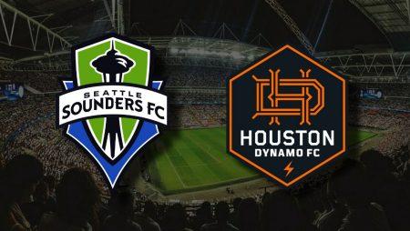 Apostas Seattle Sounders x Houston Dynamo MLS 07/07/21