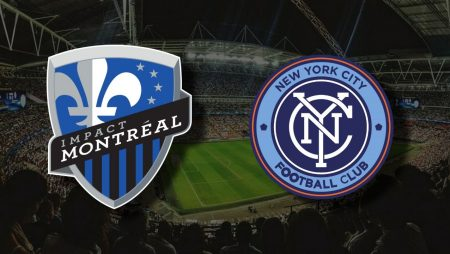 Apostas CF Montreal x New York City FC MLS 07/07/21