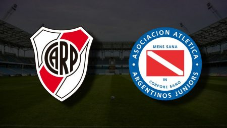 Apostas River Plate x Argentinos Juniors Libertadores 14/07/21