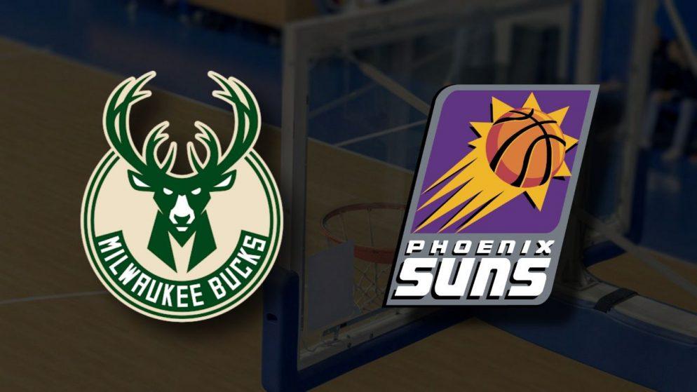 Apostas Milwaukee Bucks x Phoenix Suns Jogo 6 Finais NBA 20/07/21