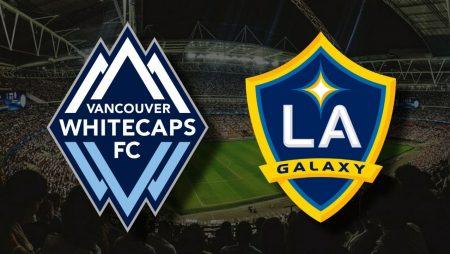 Apostas Vancouver Whitecaps x LA Galaxy MLS 17/07/21