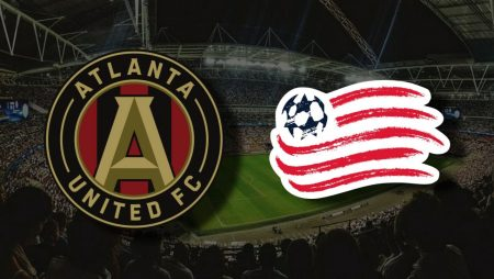 Apostas Atlanta United x New England Revolution MLS 17/07/21
