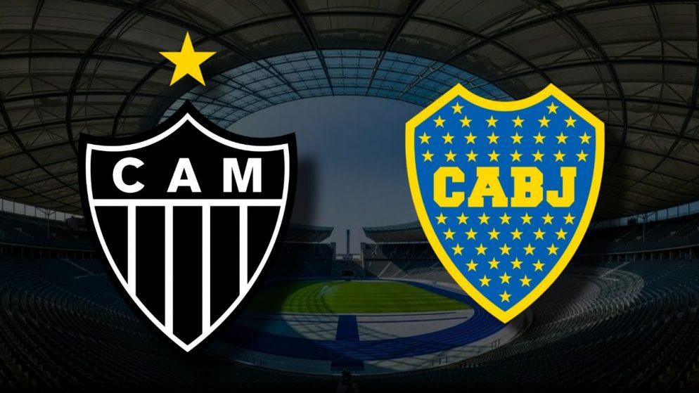 Apostas Atlético Mineiro x Boca Juniors Libertadores 20/07/21