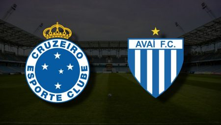 Apostas Cruzeiro x Avaí Brasileirão Série B 17/07/21