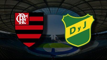 Apostas Flamengo x Defensa y Justicia Libertadores 21/07/21