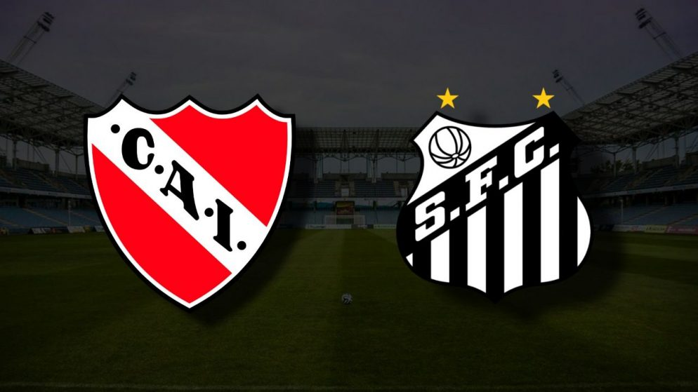 Apostas Independiente x Santos Sul-Americana 22/07/21