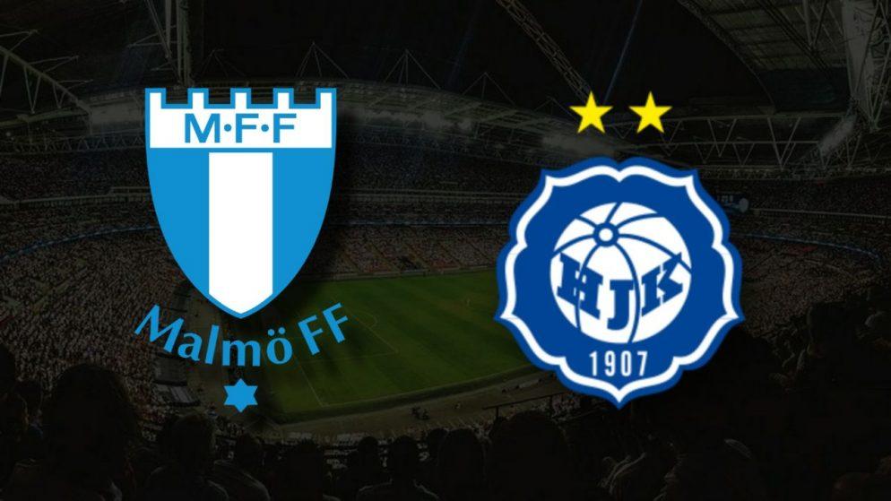 Apostas Malmö FF x HJK Helsinki Champions League 21/07/21