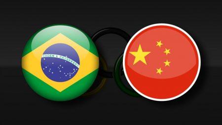 Apostas Brasil Feminino x China Feminino Tóquio 2020 21/07/21