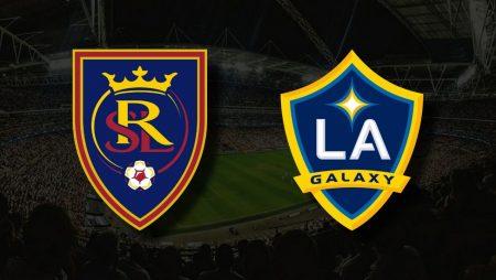 Apostas Real Salt Lake x LA Galaxy MLS 21/07/21