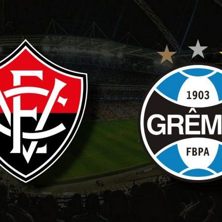 Apostas Vitória x Grêmio Copa do Brasil 27/07/21