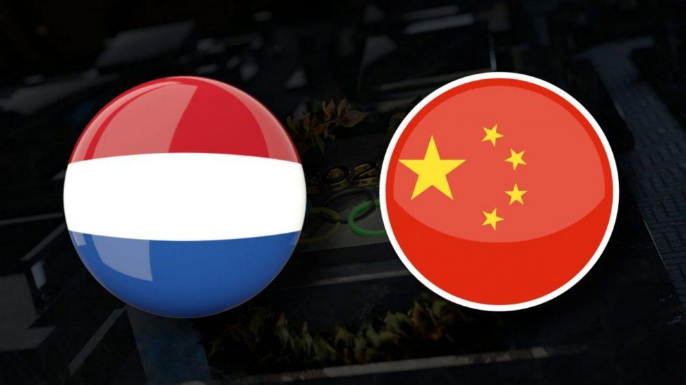Apostas Holanda Feminino x China Feminino Tóquio 2020 27/07/21