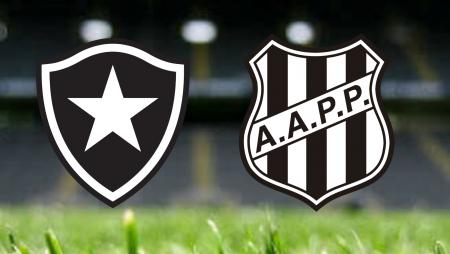 Apostas Botafogo x Ponte Preta Série B 08/08/21