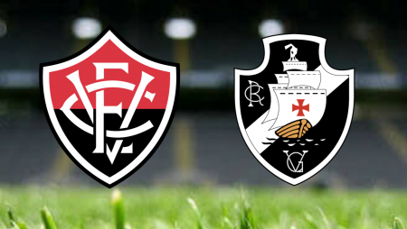 Apostas Vitória x Vasco Série B 07/08/21