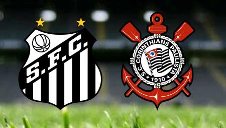 Apostas Santos x Corinthians Brasileirão 08/08/21