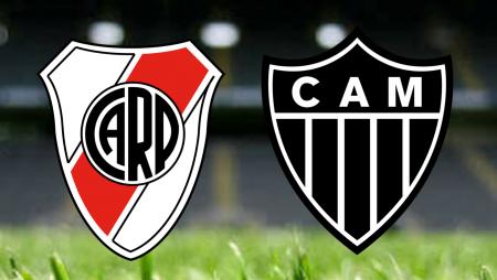 Apostas River Plate x Atlético Mineiro Libertadores 11/08/21