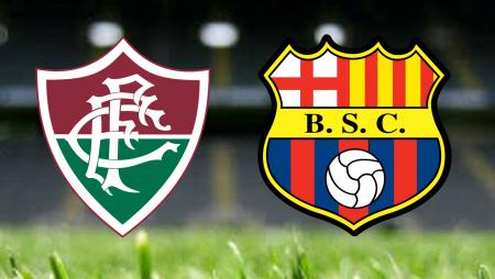 Apostas Fluminense x Barcelona de Guayaquil Libertadores 12/08/21