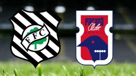 Apostas Figueirense x Paraná Série C 16/08/21