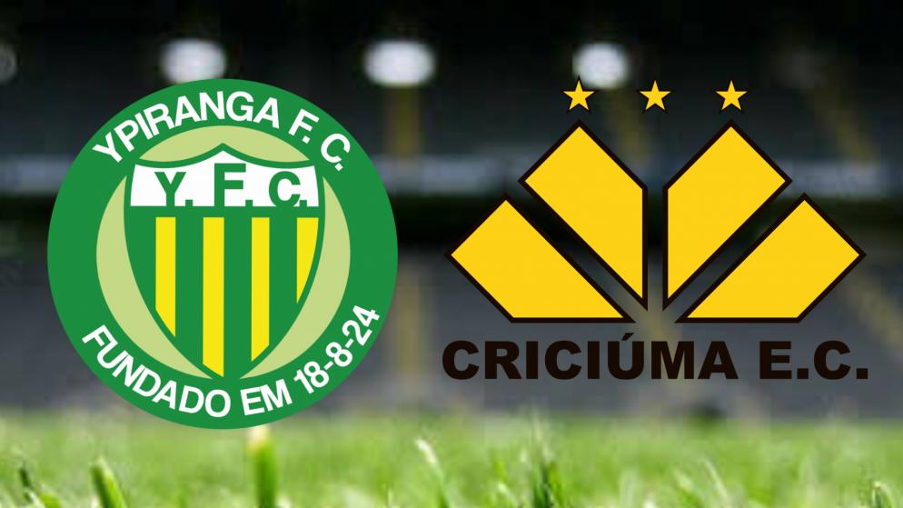 Apostas Ypiranga x Criciúma Brasileirão Série C 13/08/21