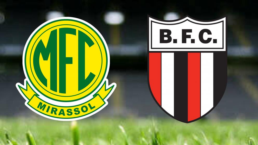 Apostas Mirassol x Botafogo-SP Série C 14/08/21