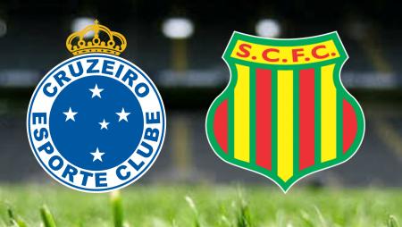 Apostas Cruzeiro x Sampaio Corrêa Brasileirão Série B 14/08/21
