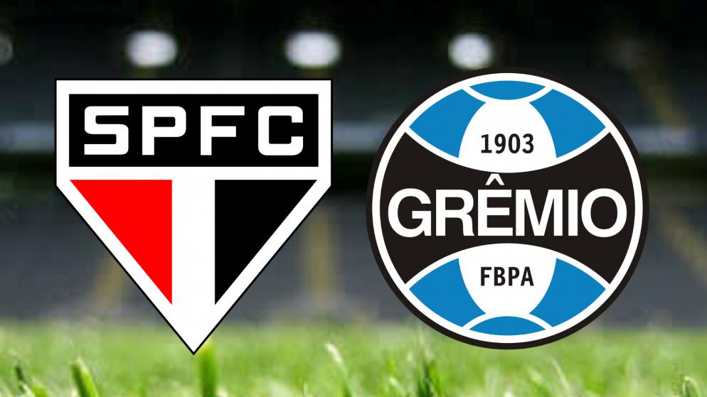 Apostas São Paulo x Grêmio Brasileirão 14/08/21