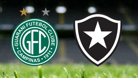 Apostas Guarani x Botafogo Brasileirão Série B 18/08/21