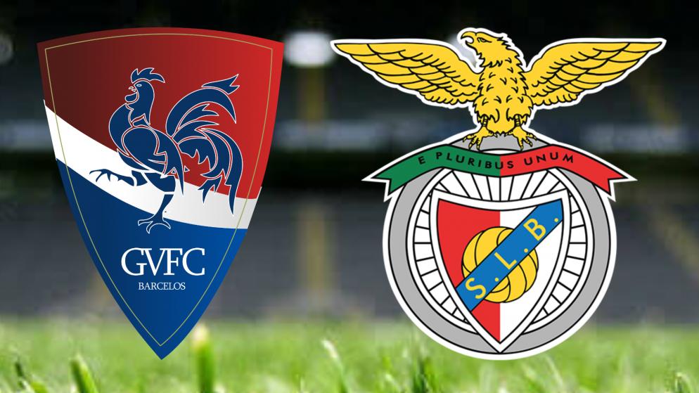Apostas Gil Vicente x Benfica Primeira Liga 21/08/21
