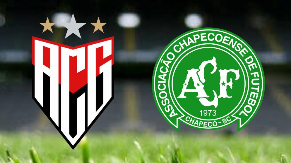 Apostas Atlético Goianiense x Chapecoense Brasileirão 21/08/21