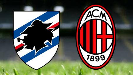 Apostas Sampdoria x Milan Serie A 23/08/21