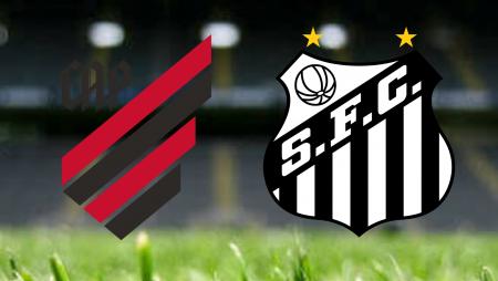 Apostas Athletico Paranaense x Santos Copa do Brasil 25/08/21