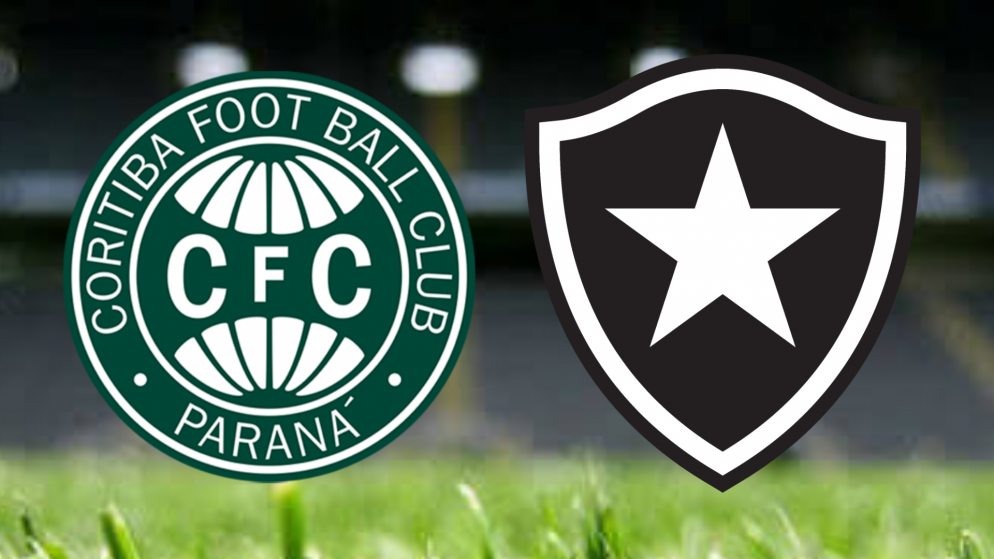 Apostas Coritiba x Botafogo Série B 27/08/21